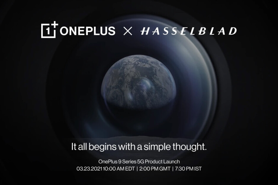 Apple's next event might clash with the OnePlus 9 announcement