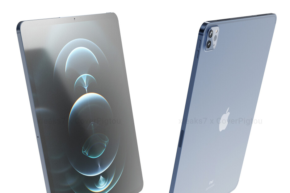Apple's mini-LED iPad Pro (2021) again tipped to launch this month