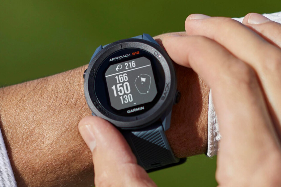 Garmin Approach S12 - Garmin launches new Approach wearable devices for golfers
