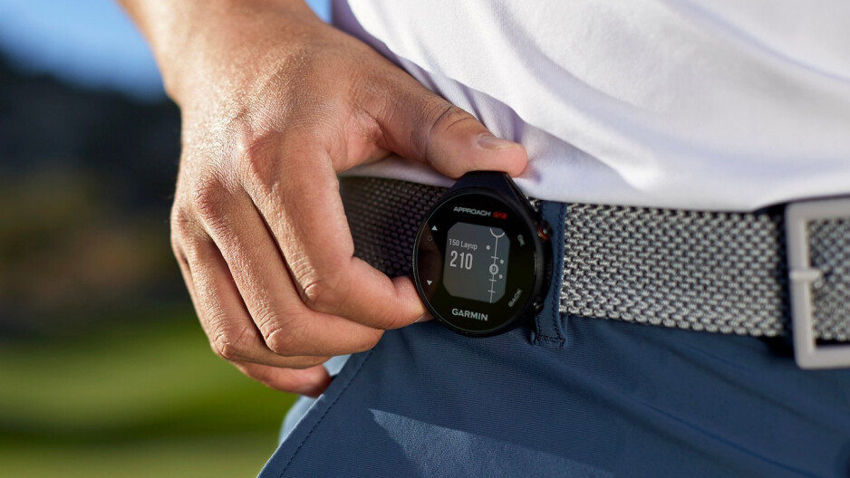 Garmin Approach G12 - Garmin launches new Approach wearable devices for golfers