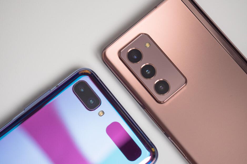 The Galaxy Z Flip and Fold 2 - New Galaxy Z Fold 3 & Z Flip 3 5G leak reveals planned colors