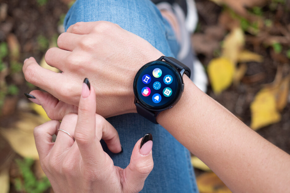 The Samsung Galaxy Watch Active 2 - The OnePlus Watch looks a lot like Samsung's Galaxy Watch Active
