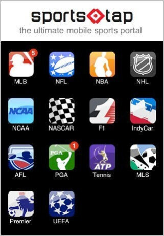 5 sports apps for Android