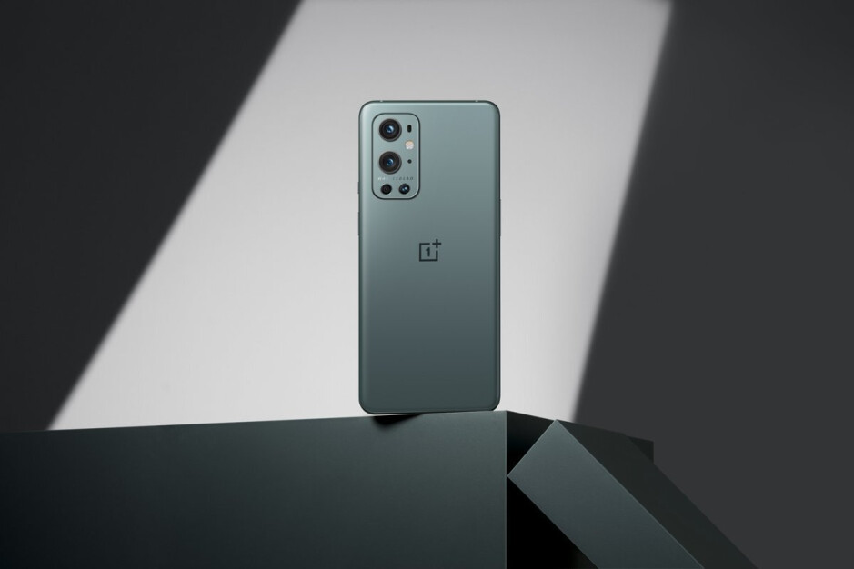 The OnePlus 9 Pro - The OnePlus 9 5G series will ship with Oppo's ColorOS in China