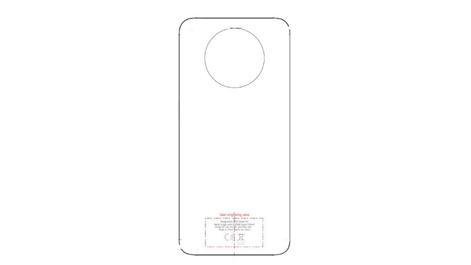 Nokia X20 passes through the FCC - Nokia X20 with a huge circle of cameras on the back is on its way