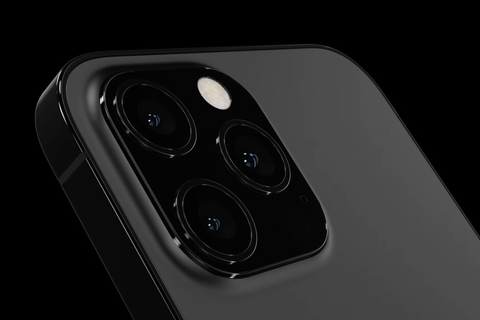 iPhone 13 Pro concept - New iPhone 13 Pro 5G report: matte black color, better Portrait mode, more