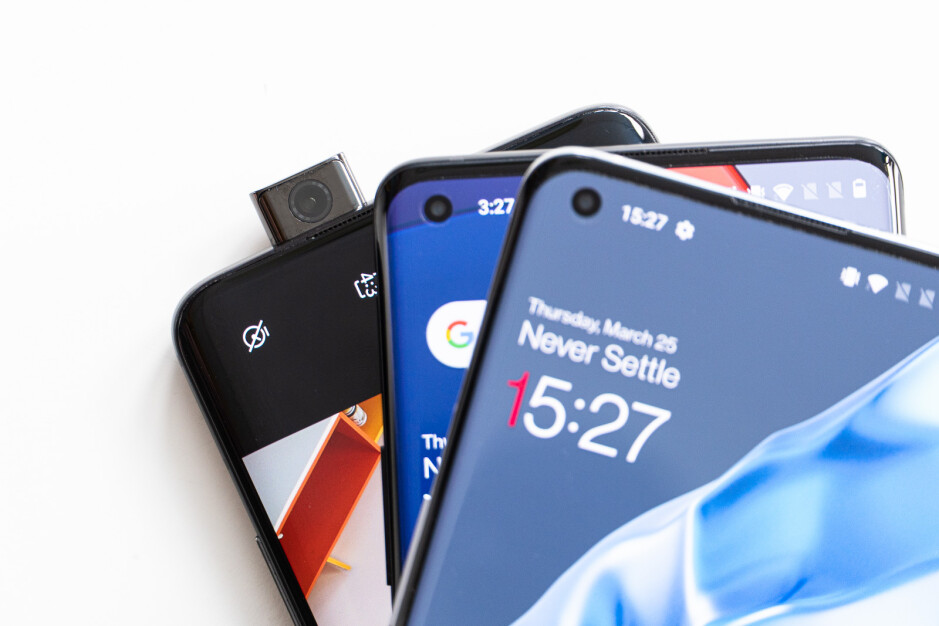 OnePlus 9 Pro vs OnePlus 8 Pro vs OnePlus 7 Pro: Camera evolution comparison