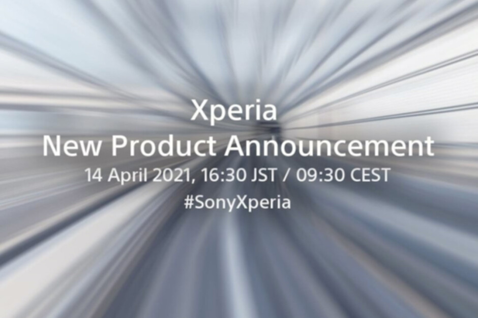 Sony schedules event; 5G flagship Xperia 1 III could debut April 14
