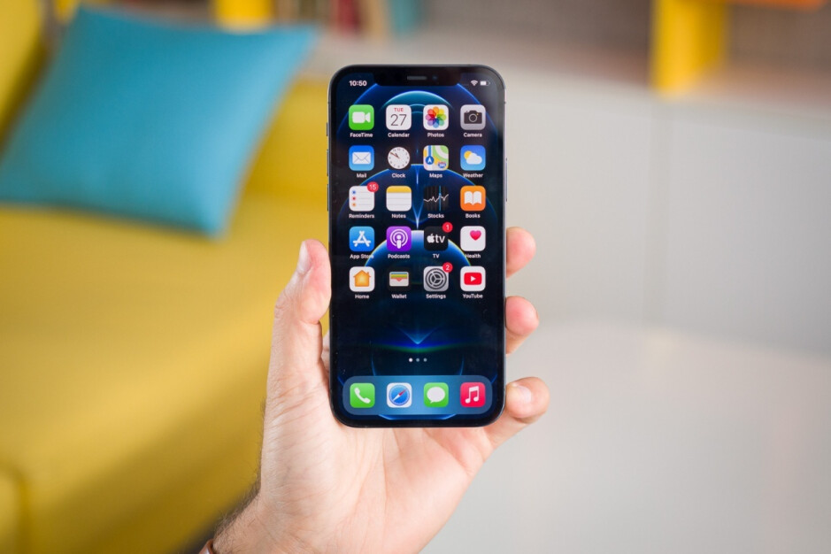 The iPhone SE Plus could look a lot like the 6.1-inch iPhone 12 Pro, minus the notch - Apple's first 5G iPhone SE and a hole punch iPhone SE Plus are still a way off