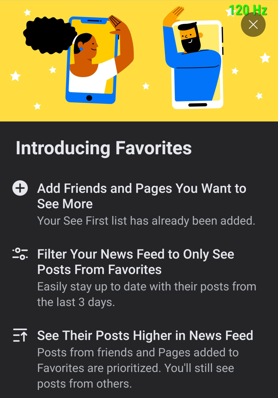 Choosing Facebook Favorites for news posts and comments - How to set the Facebook news feed to most recent posts and restrict comments