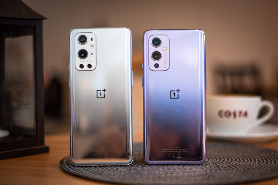 The OnePlus 9 and 9 Pro share the same core specs, but the Pro gets better display tech, cameras and wireless charging speed - OnePlus 9 series goes on sale in the US without the 128GB OnePlus 9 Pro