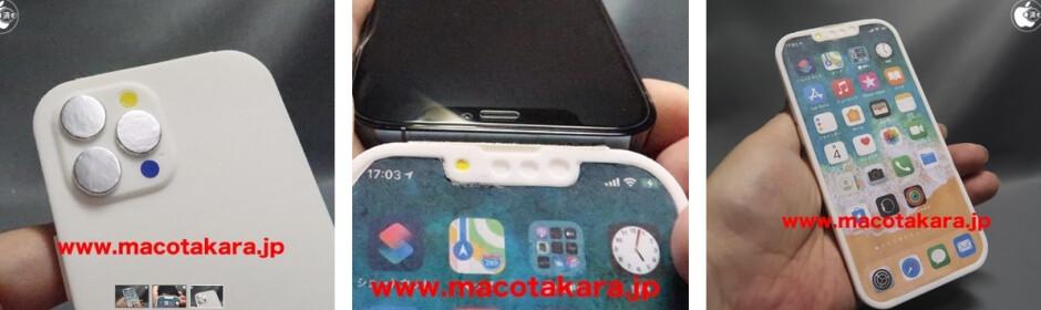 Dummy model of 5G Apple iPhone 13 Pro reveals new notch design (VIDEO)