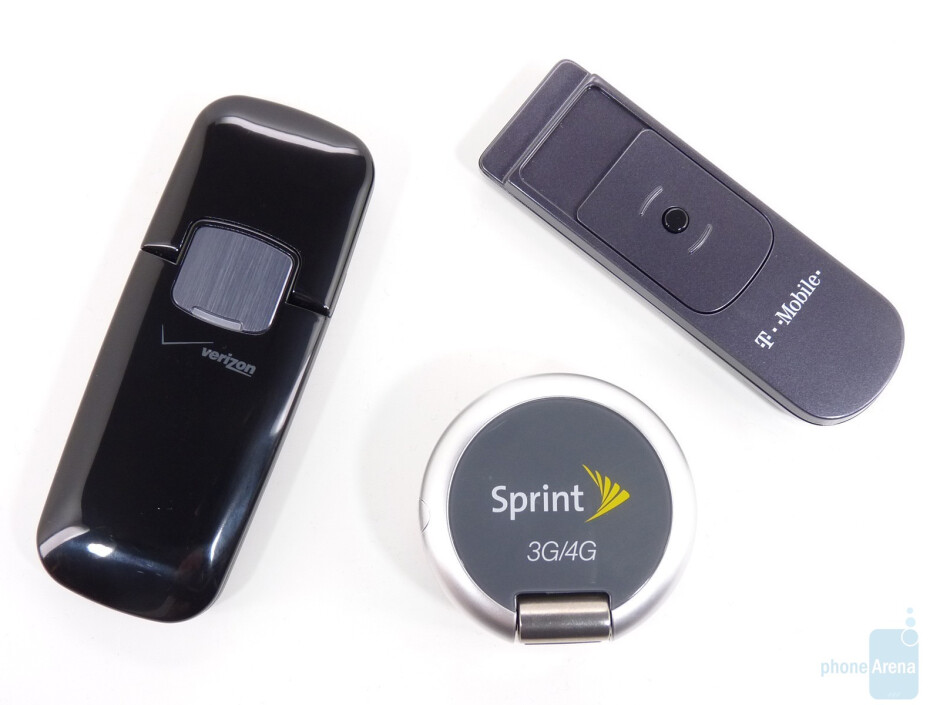 Verizon LTE vs T-Mobile HSPA+ vs Sprint WiMAX