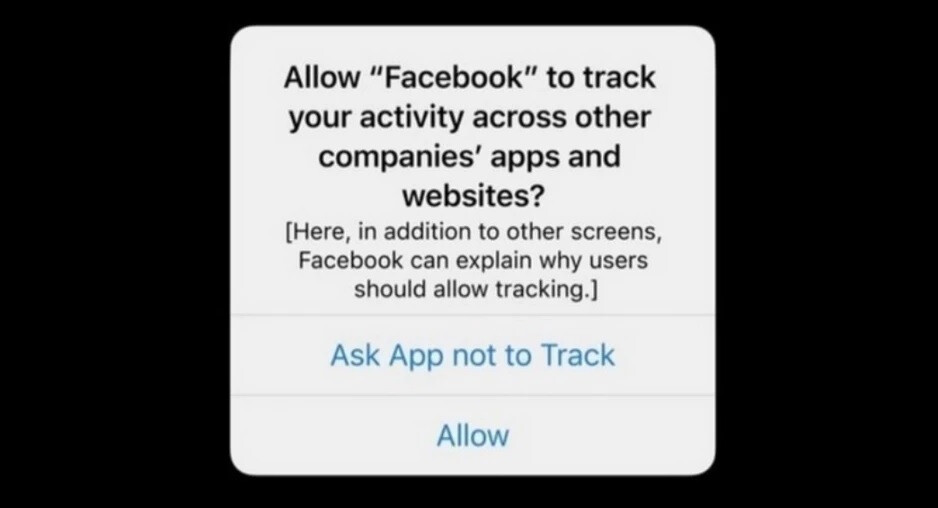 Apple's App Tracking Transparency feature will soon be here asking iOS users to make a choice - A whopping 68% of Apple iPhone users are expected to opt-out of getting tracked for mobile ads