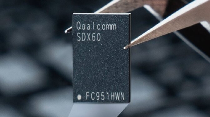 Qualcomm recently unveiled the Snapdragon X60 5G modem chip - Patent troll sues Apple and Qualcomm for allegedly infringing on a patent related to 5G transceivers