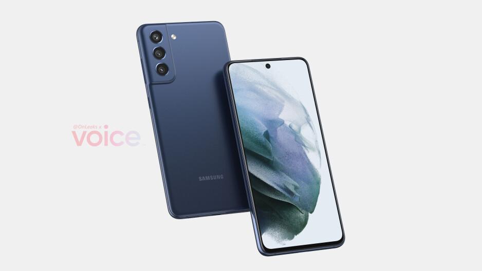 Samsung Galaxy S21 FE 처음 살펴보기-Samsung Galaxy S21 FE 5G에 대한 첫 번째 모습입니다.