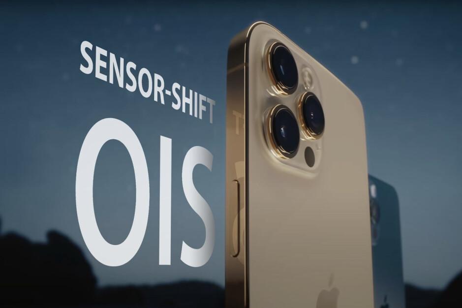 Samsung testing phone with iPhone-like sensor shift camera tech