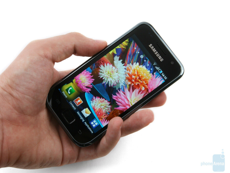 Samsung Galaxy S - LG Optimus 2X vs Samsung Galaxy S: browser and chipset benchmark test results