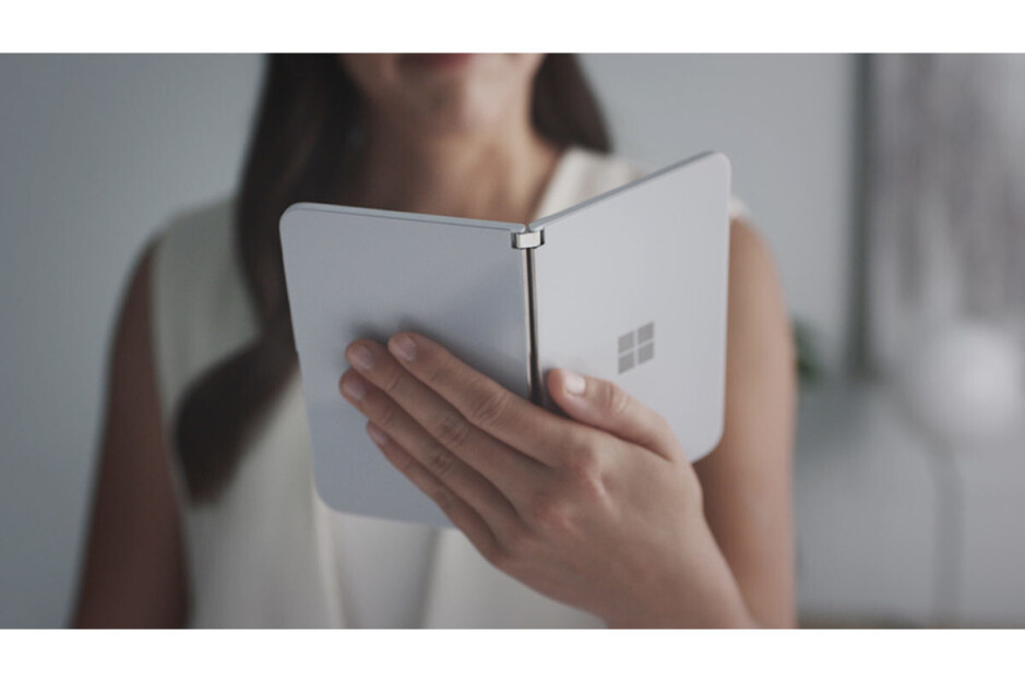 Microsoft Surface Duo 2 could have an even better hinge