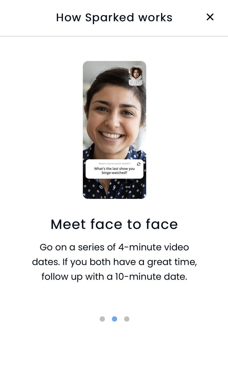 Facebook may soon launch another speed-dating app