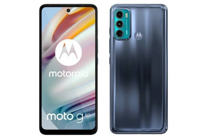 Alleged Moto G60 renders - Geekbench corroborates previously leaked Motorola Moto G60 specs