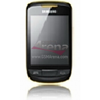 Samsung Corby II S3850 is spotted briefly on Samsung's web site