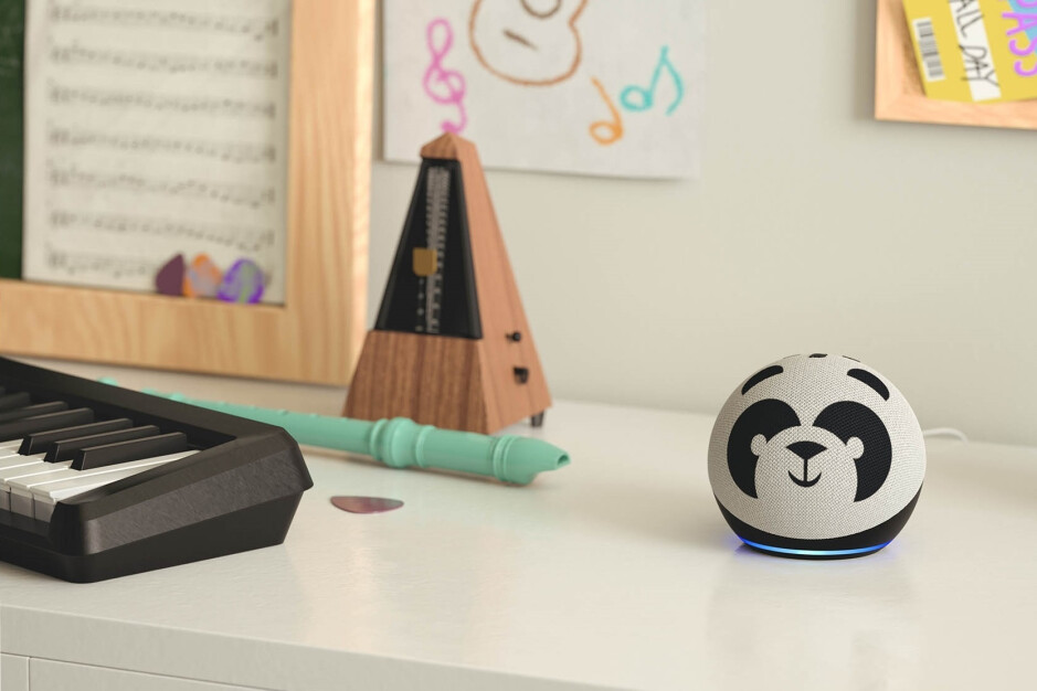 This variant of the Amazon Echo Dot was clearly designed to entertain and help children - Do you need a smart speaker like the Amazon Echo?