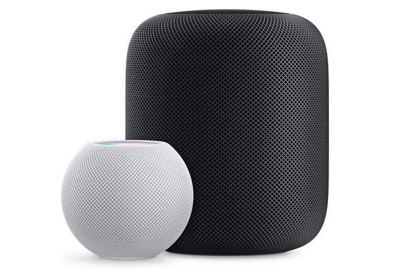 The Apple Homepod mini (left) and Homepod - Do you need a smart speaker like the Amazon Echo?