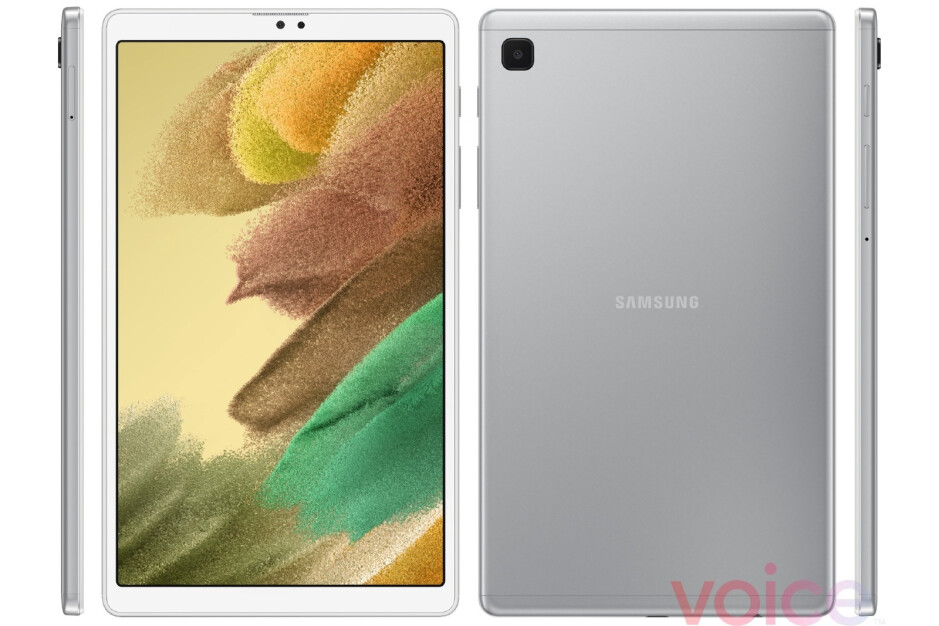 Affordable Galaxy Tab A7 Lite Android tablet leaks again in two colors