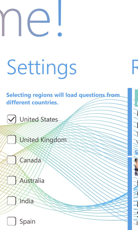 Answer Me! is a new Yahoo! Answers app for WP7