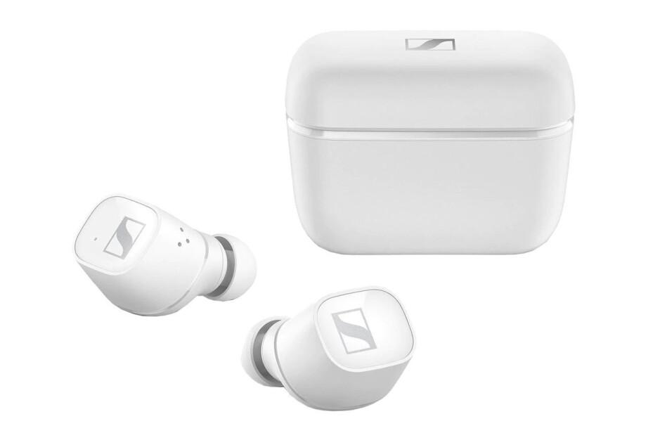 Get a pair of Sennheiser true wireless earbuds at half price