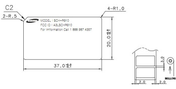 Samsung SCH-R910 LTE enabled Android smartphone makes it to the FCC