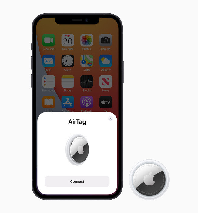 Apple AirTags are official: Find your stuff the Apple way, starting at $29
