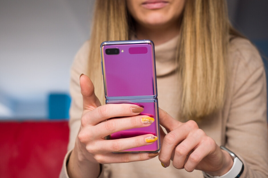 First-gen Galaxy Z Flip in Mirror Purple - Huge Galaxy Z Flip 3 color lineup highlights just how serious Samsung is about its next-gen foldables