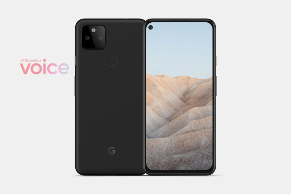 And this is (probably) the Pixel 5a 5G - Google's Pixel 5a 5G is shaping up to be even more underwhelming than previously expected