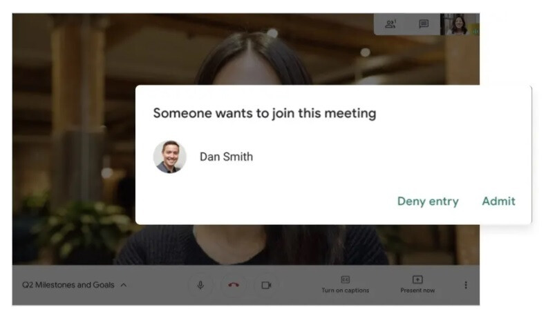 Google's new data saver feature for Google Meet saves battery life, data usage, and reduces the demand on the processor - Google Meet's new feature limits data, battery, and processor use by your device