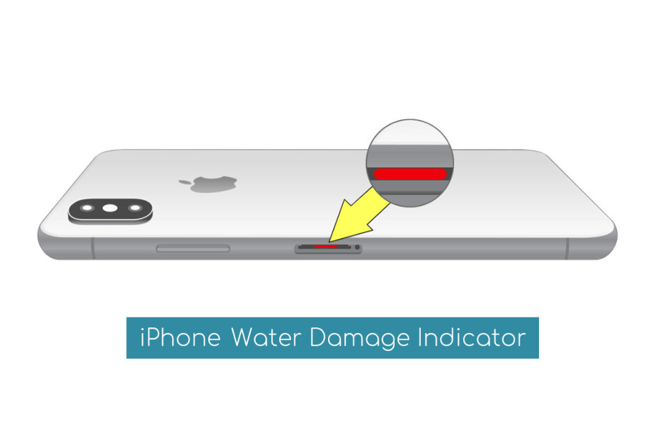 Apple is suing for refusing to fix a water-damaged iPhone