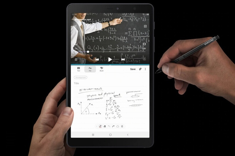 3 tablets with phone functionality (you can call them giant smartphones)