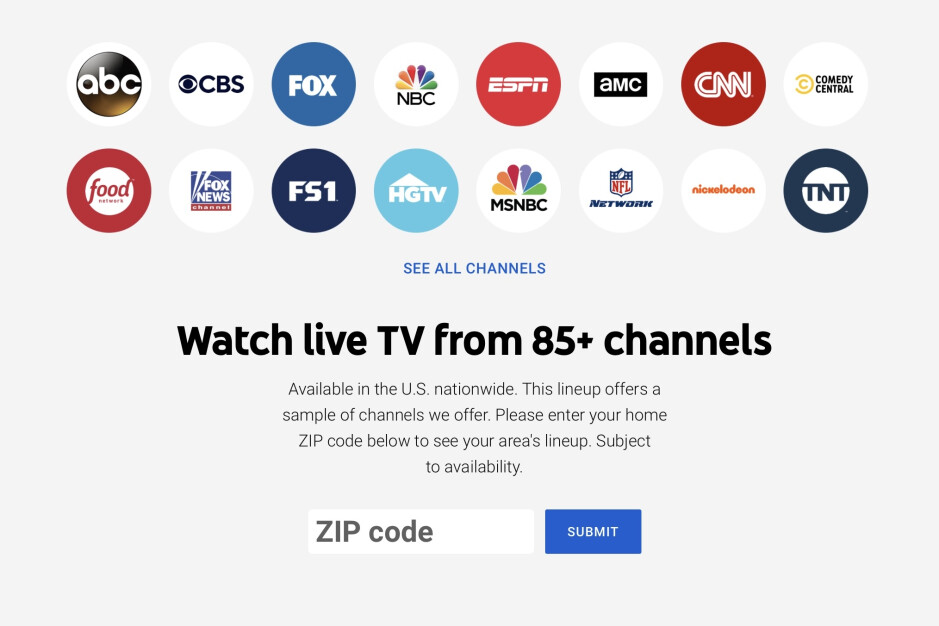Roku removes Google's YouTube TV app from channel store