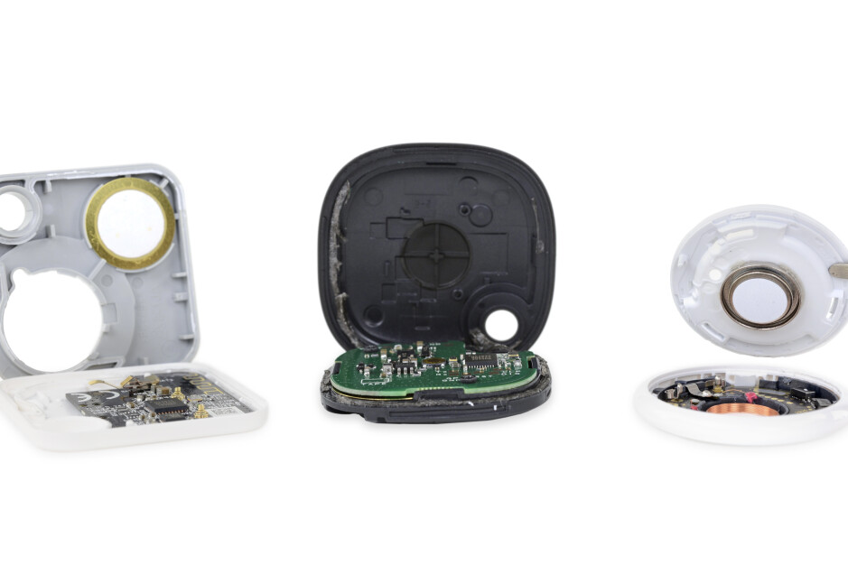 AirTag teardown helps you open it up; reveals a special speaker