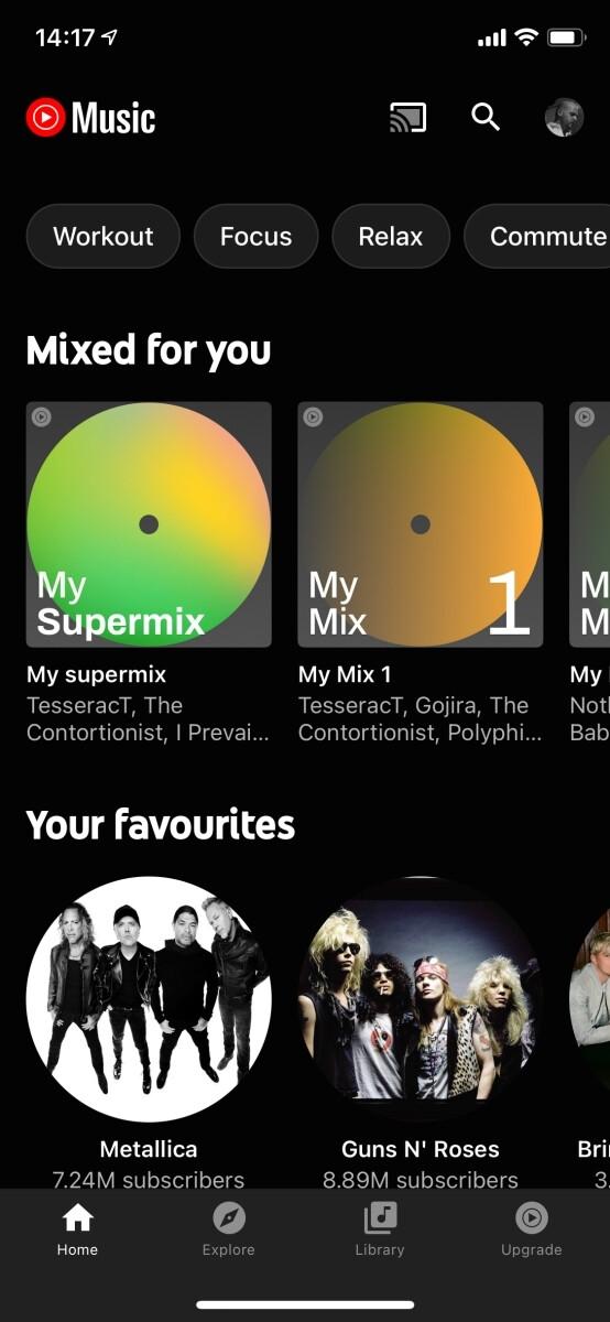 Spotify vs Apple Music vs Tidal vs YouTube Music