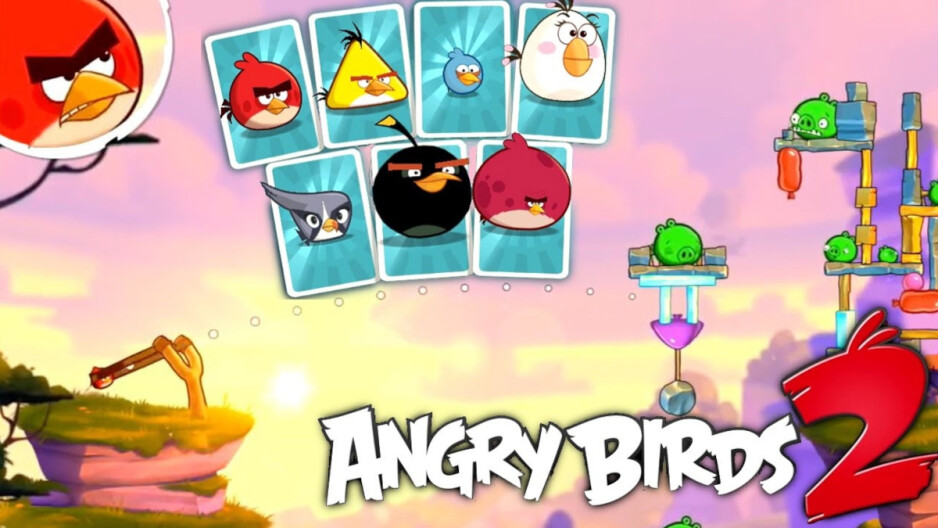 One of the apps filled with malware was the Angry Birds 2 game - A whopping 128 million iOS users worldwide installed malware on their iPhones back in 2015