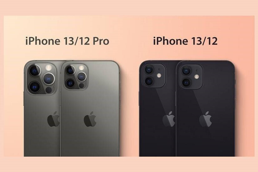 iPhone 13 Pro and Pro Max have similar camera specs, as leaked circuit diagrams suggest