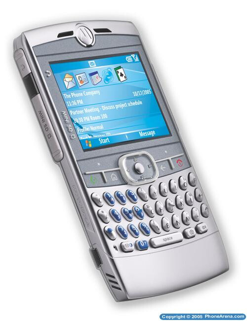 Motorola Q to be introduced by Verizon