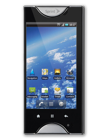 Kyocera Echo shows up in an ad, gets an official page over at Sprint