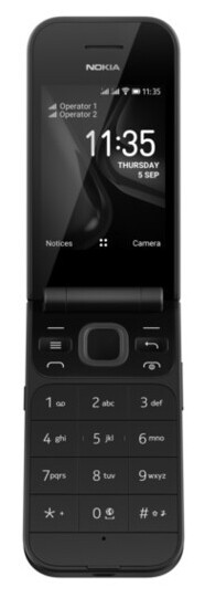 HMD brings the classic Nokia 2720 Flip feature phone to the US