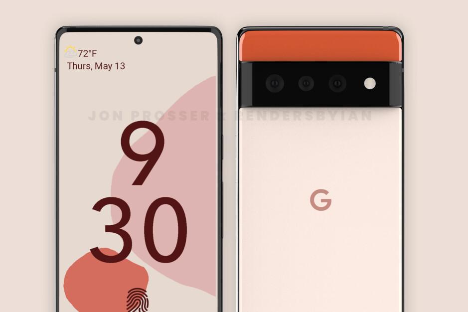 Google Pixel 6 Pro - Opinion: Google, please release a Pixel looking like that