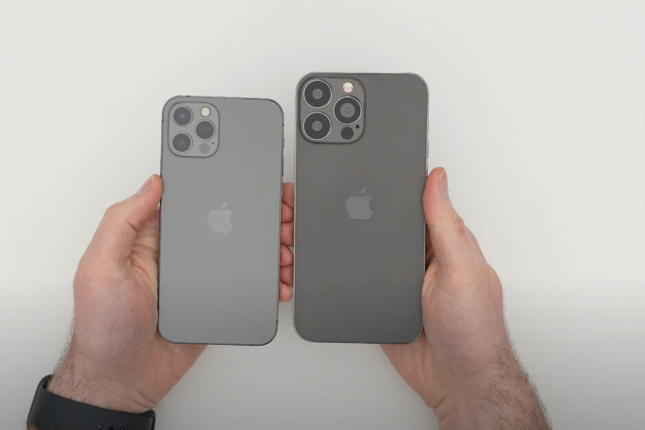 iPhone 13 Pro Max dummy unit - Here's one thing Apple's doing to make the iPhone 13 notch smaller