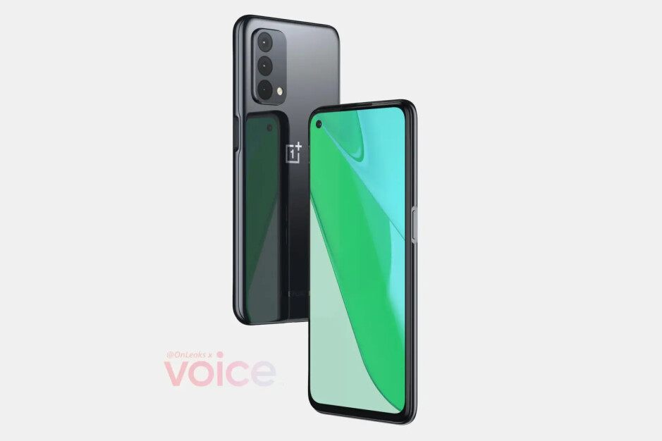 OnePlus CE 5G CAD-based render - Here's what OnePlus' next budget 5G phone could be called