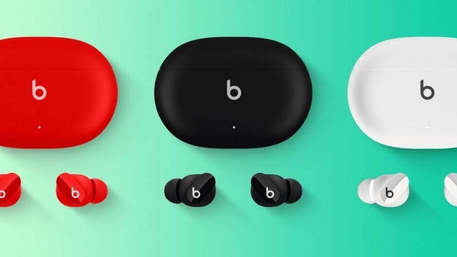 The rumored Beats Studio Buds could come in three colors - Beats Studio Buds rumored to be incoming with true wireless design and charging case